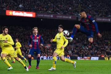 FC Barcelona vs. Villarreal Prediccion
