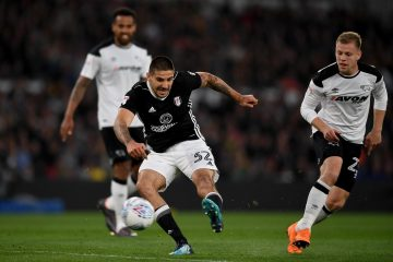 Fulham vs Derby County Campeonato