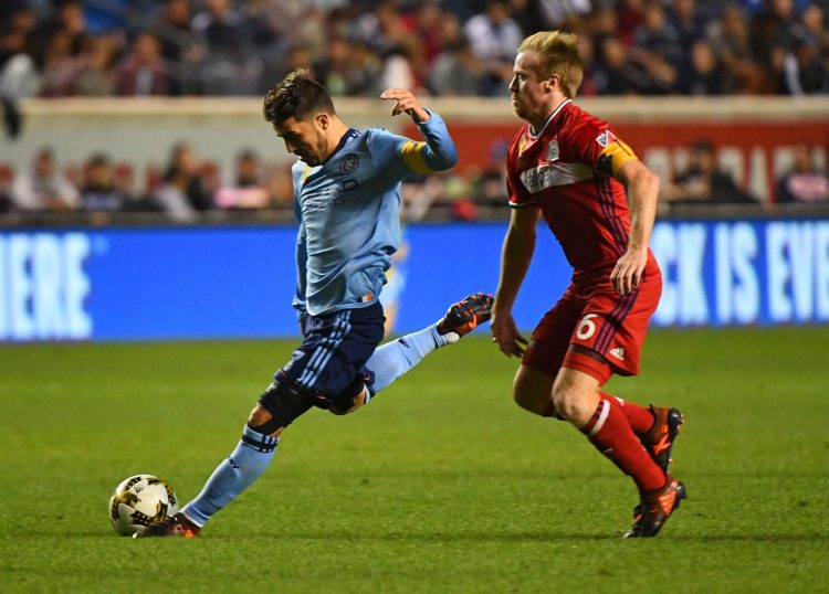 Chicago Fire vs New York City Prediccion