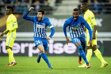 Liga Europea Gent vs Burdeos