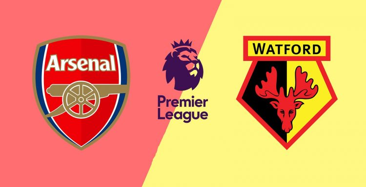 Premier League Arsenal vs Watford