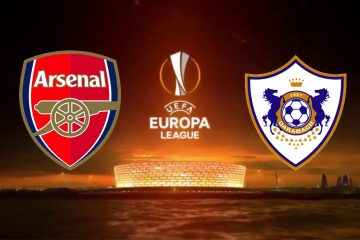 Liga Europea Arsenal vs Qarabag