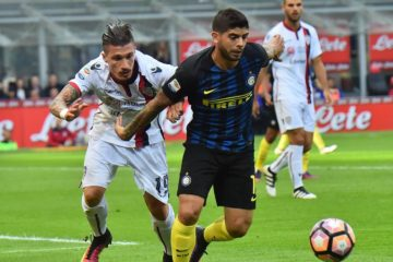 Cagliari vs Inter de Milán