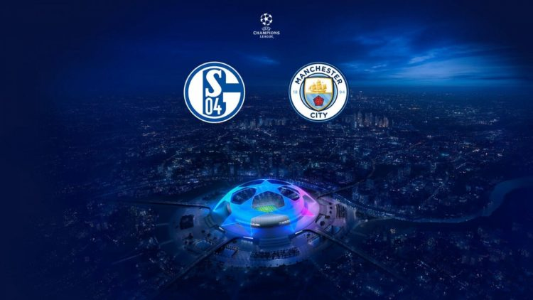 Manchester City vs Schalke 04