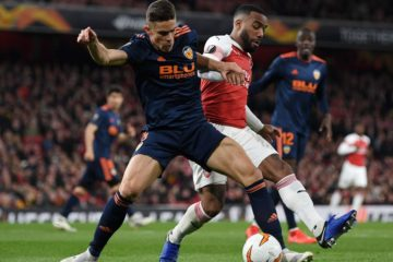 Valencia vs Arsenal