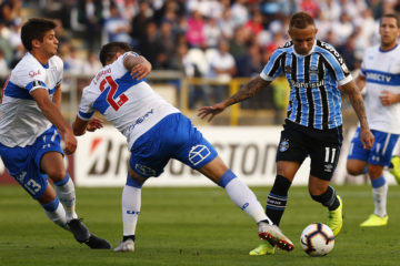 Gremio vs Universidad Católica