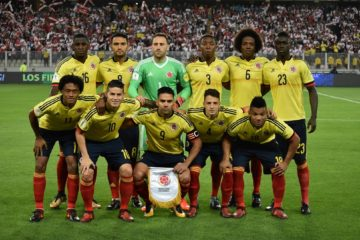 Columbia vs Qatar