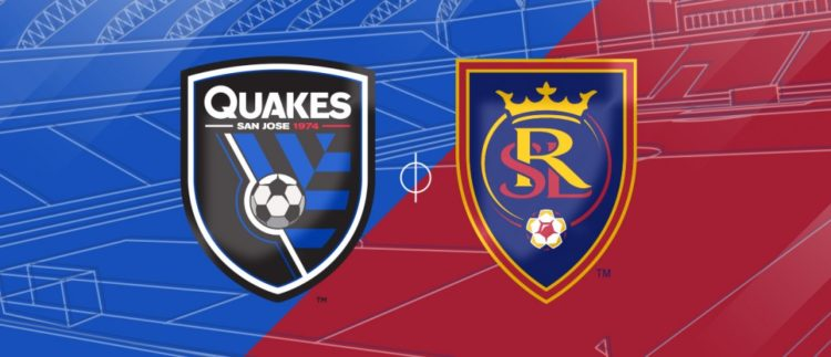Real Salt Lake vs San Jose Earthquakes