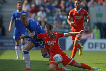 Gillingham vs Shrewsbury