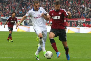 Hamburger SV vs Nurnberg