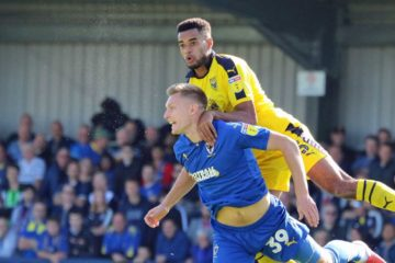 Oxford United vs AFC Wimbledon