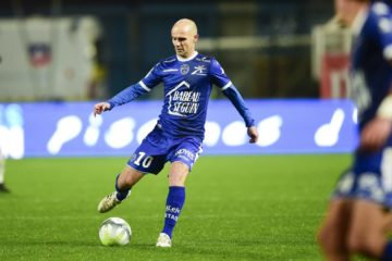 Troyes vs Chateauroux