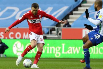 Wigan Athletic vs Middlesbrough