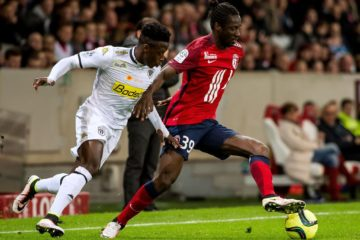 Angers vs Lille OSC