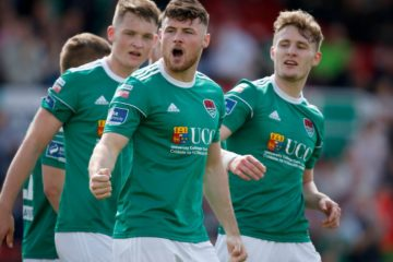 St. Patrick's Athletic vs Cork City