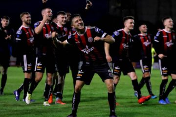 Bohemians vs Shelbourne