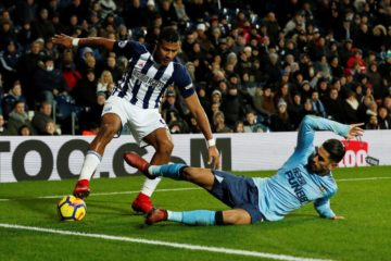 West Brom Albion vs Newcastle United