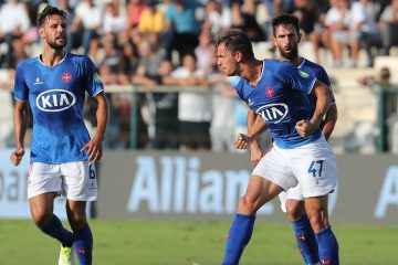 Belenenses vs Vitoria Guimaraes